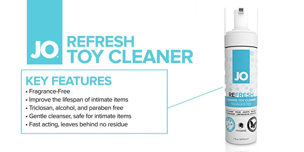 System Jo Toy Cleaner - Wanta.co.uk