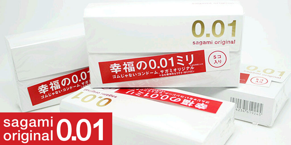 Sagami Original 0.01 - Wanta.co.uk