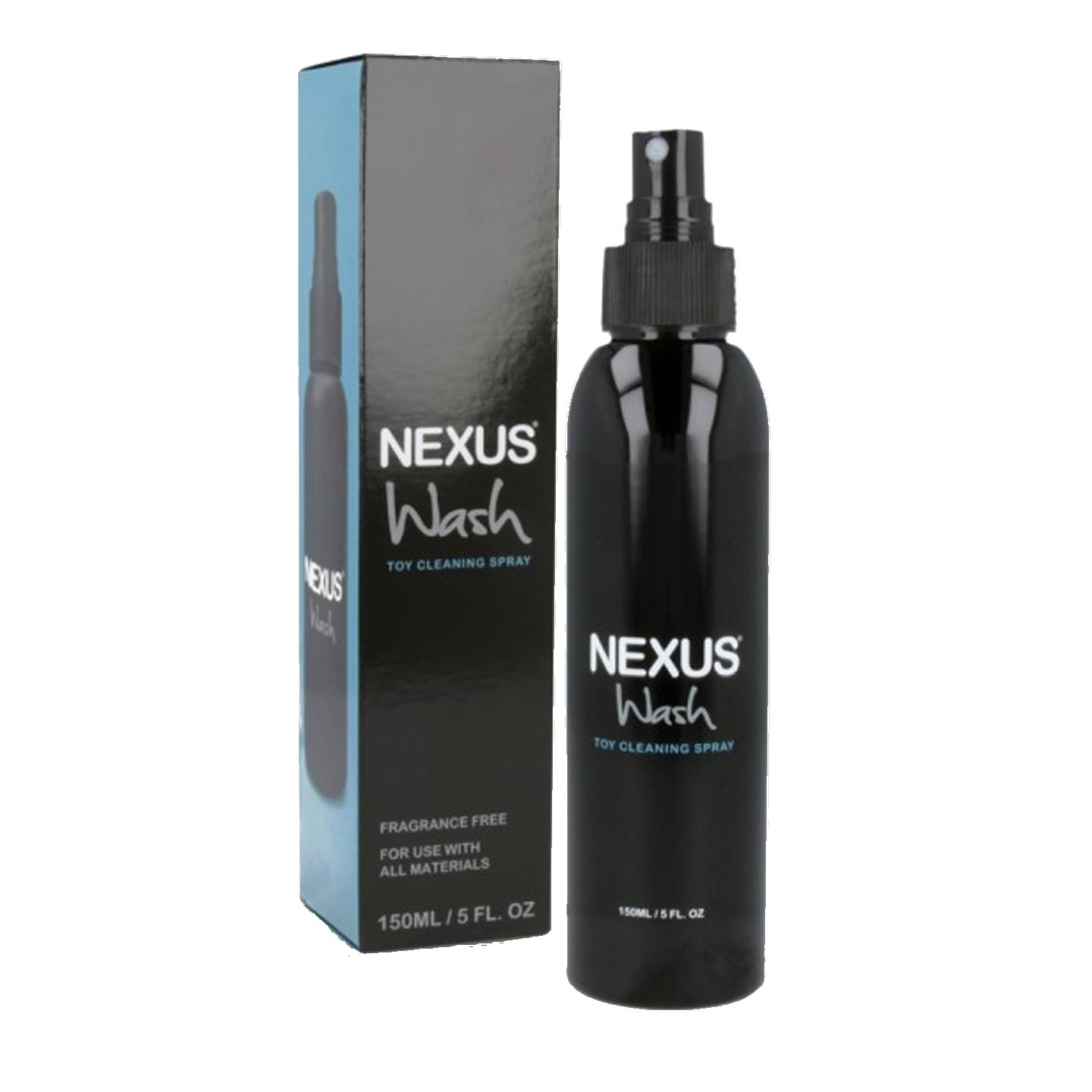Nexus Wash Toy Cleaner Spray - Wanta.co.uk